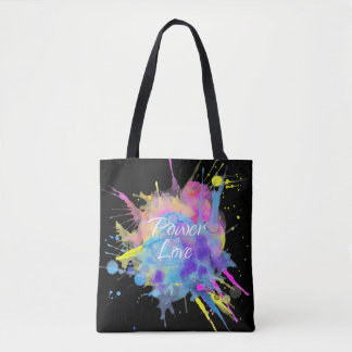 Power in Love - Tote