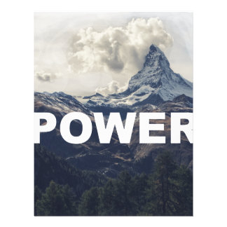 Power Letterhead