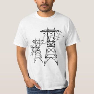 Power LInes T-Shirt