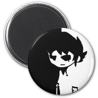 power 2 inch round magnet