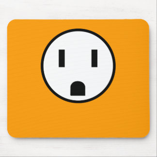 Power - Mouse Pad (Orange)