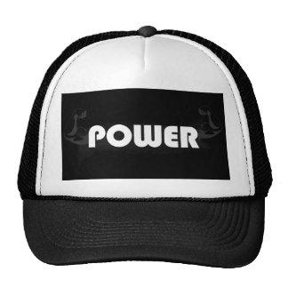 Power muscles trucker hat
