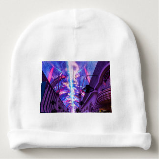 Power Of Fremont Street Baby Beanie
