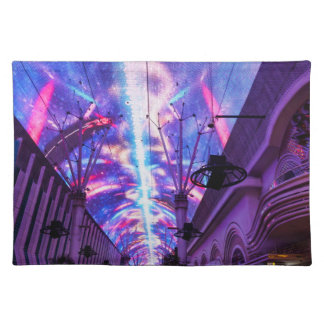 Power Of Fremont Street Placemat