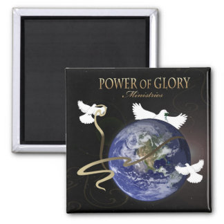 Power of Glory Magnet