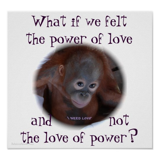 Power of Love Poster