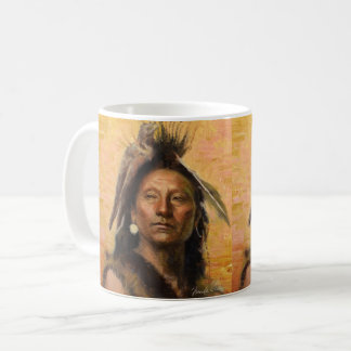 Power Of The Hawk Coffee Mug