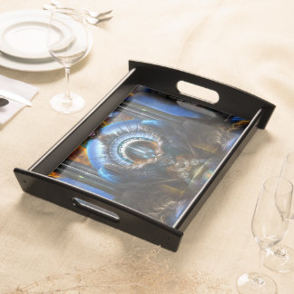 Power Of The Oracle Serving Tray