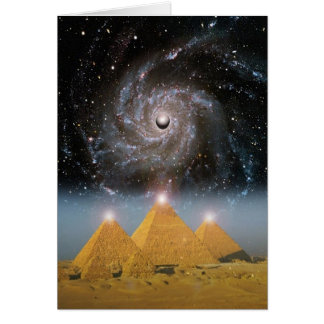 power of the pyramid card
