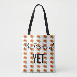 Power of Yet tote bag