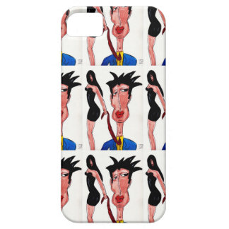 Power Over Men by Richard Cortez iPhone 5 Covers