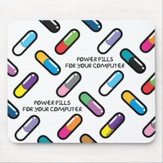 Power Pills Mousepad