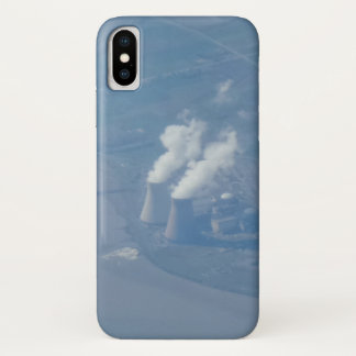 Power Plant Apple iPhone X, Barely There PhoneCase iPhone X Case