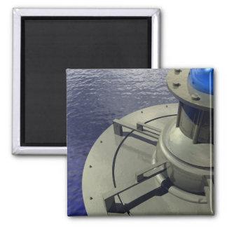 Power Platform #2 Square Magnet