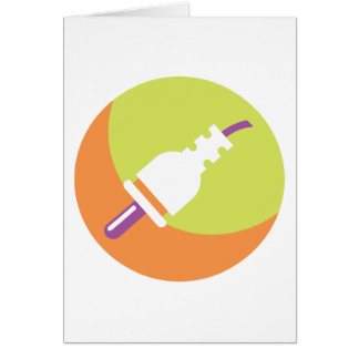 Power Plug Greeting Cards