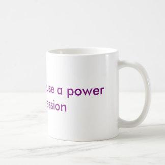 Power Pump Coffee Mug