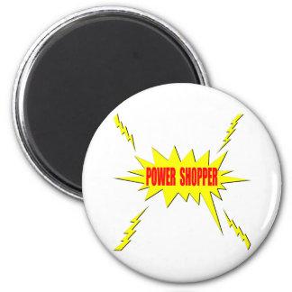 Power Shopper Magnets