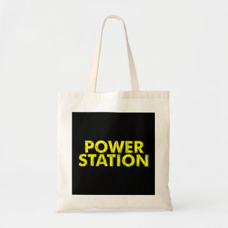 Power Station Budget Tote