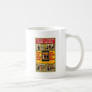 Power station London (I had) Railway, by unknown Coffee Mug