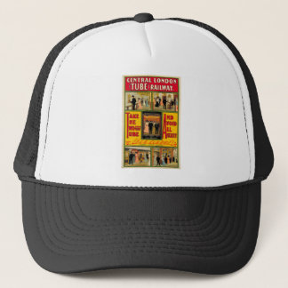 Power station London (I had) Railway, by unknown Trucker Hat
