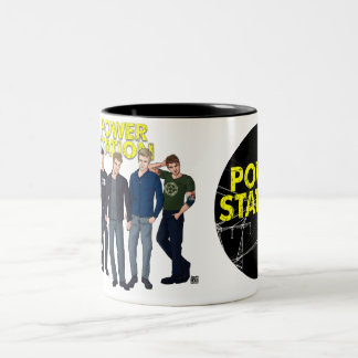 Power Station mug