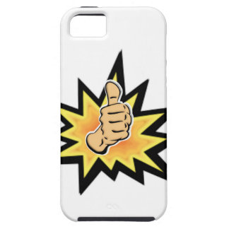 power thumbs up case for the iPhone 5