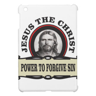 power to forgive sin jc case for the iPad mini