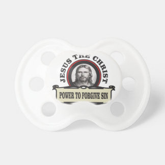 power to forgive sin jc pacifier