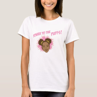 Power to the Puffs Women's Tee