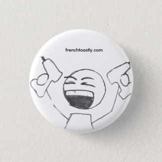 Power Tools @frenchtoastly 1 Inch Round Button