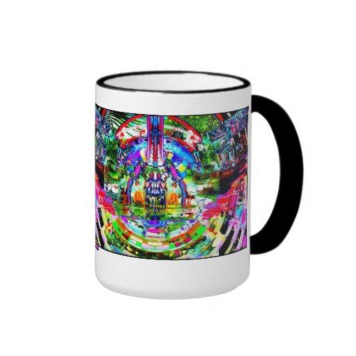 Power Twins in Eden - Mug