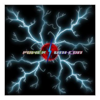 Power Uni-Con Poster