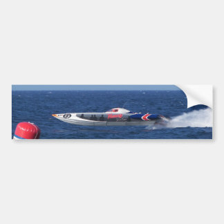 Powerboat Bumper Stickers