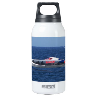 Powerboat Insulated Water Bottle