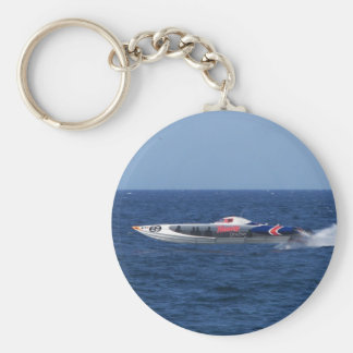 Powerboat Key Chains