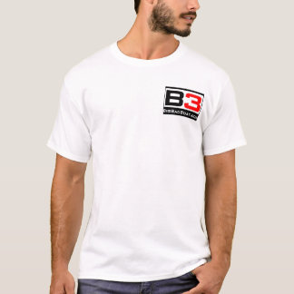 Powerboat T (White) T-Shirt