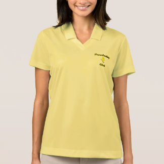Powerboating Chick Polo