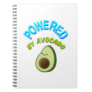 Powered By Avocado Notebook