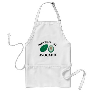 Powered By Avocado Standard Apron