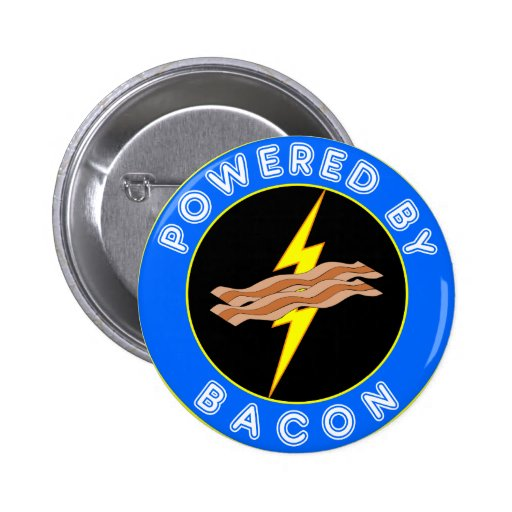 Powered By Bacon Buttons