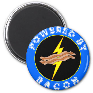 Powered By Bacon Magnets