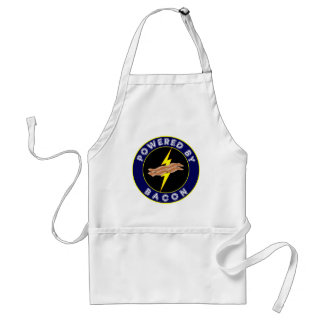 Powered By Bacon Standard Apron
