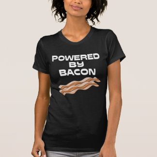 Powered By Bacon Tees