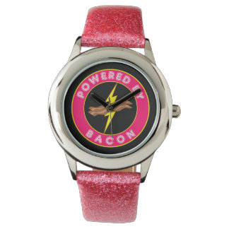 Powered By Bacon Watches