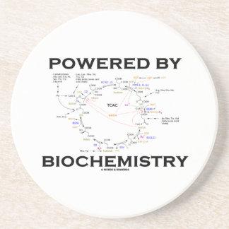 Powered By Biochemistry (Krebs Cycle) Coaster