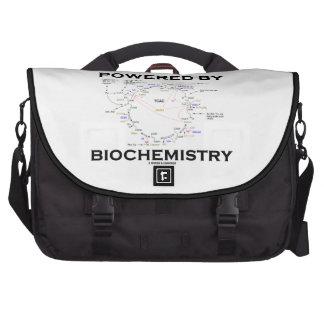 Powered By Biochemistry (Krebs Cycle) Computer Bag