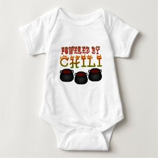 Powered By Chili Baby Bodysuit
