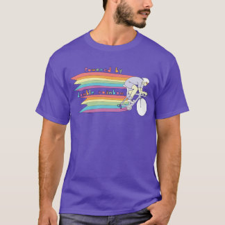 Powered By Double Rainbow T-Shirt