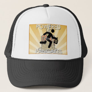 Powered by Pancakes (hygge power!) Trucker Hat