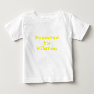 Powered by Pilates Baby T-Shirt
